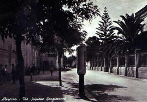 Via Scipione Sangiovanni